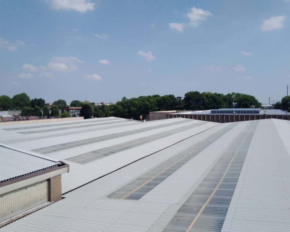 Rifacimento coperture a Verona | Smaltimento amianto e rifacimento coperture